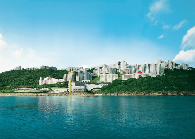 Yes, this is the beautiful university I resided in during my semester abroad in Hong Kong.