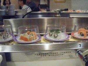 Sushi anyone?