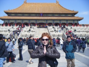 Ni hao, Forbidden City.