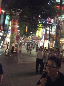 Ximending Night Market. Also great!