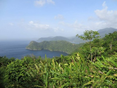 One of the many beautiful shots of Trinidad's coastline. Fantastic.