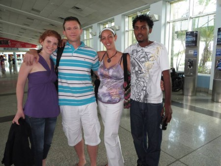 So long Trinidad. Until next time...