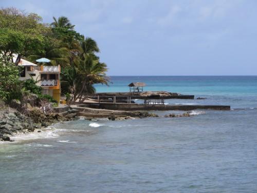 Tobago Pier