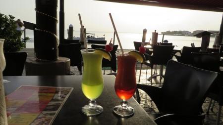 Hello, fruity drinks.