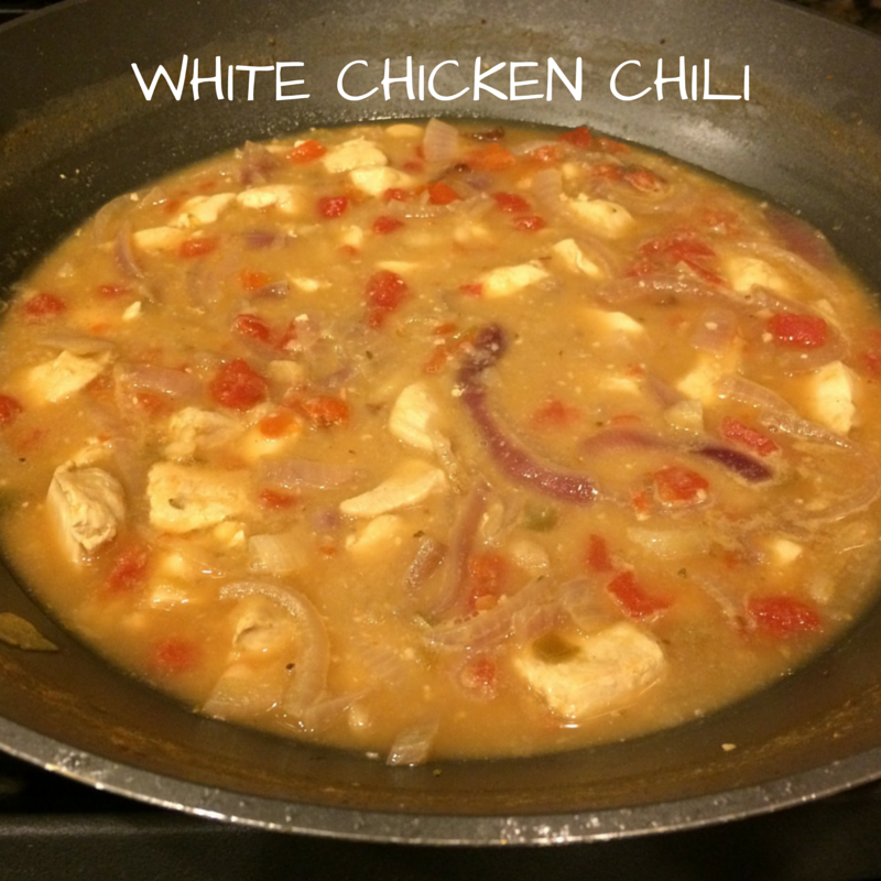 White Chicken Chili | Vittles and Voyages