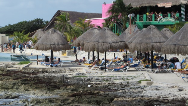 Cozumel, Mexico Beach