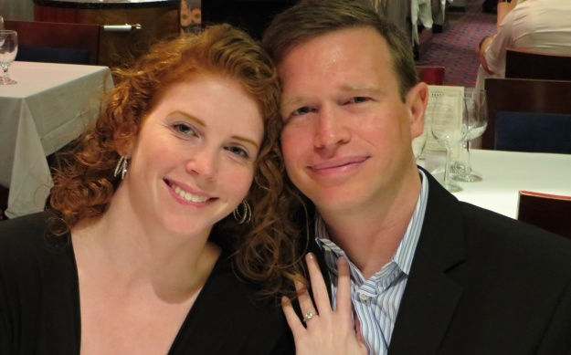 Sean and Paige engaged